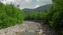 Pemigewasset River, Lincoln, NH, USA