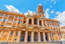 Square Of Santa Maria Maggiore...