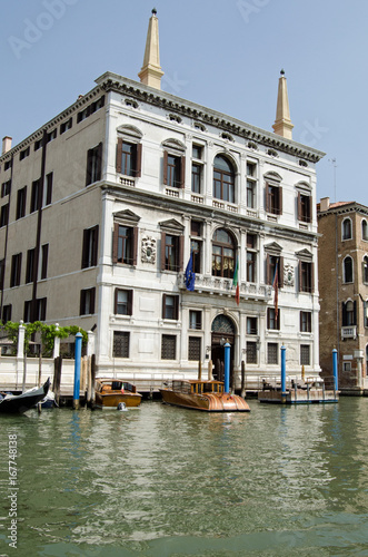 Photo Palazzo Papadopoli, Grand Canal, Venice