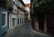The streets of old Porto. Portugal.