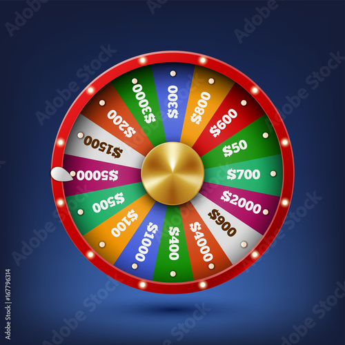 Casino spinning wheel poker cash giveaways