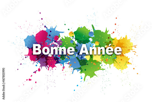 Bonne Année Fond Tâches Buy This Stock Vector And Explore