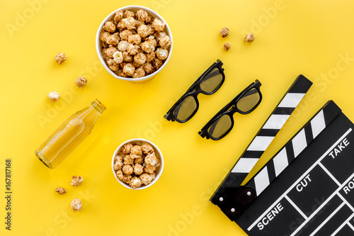 Photo  Snacks for film watching