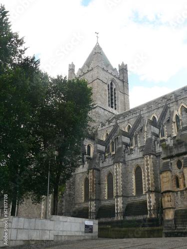 Zdjęcie XXL Katedra w Dublinie