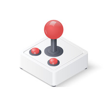 3D Joystick Gamepad