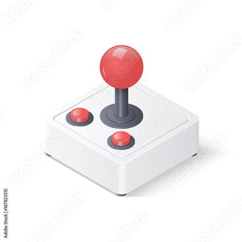 3D joystick gamepad