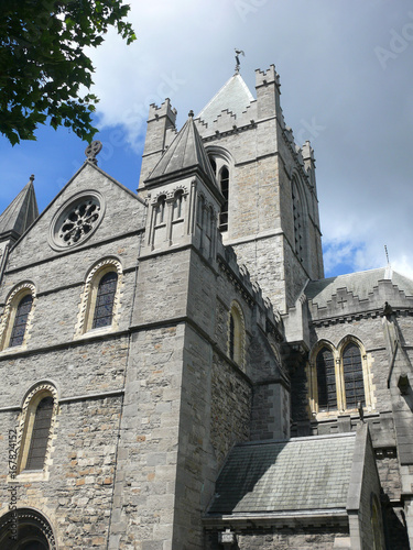 Photo  St. Patricks Cathedral in Dublin