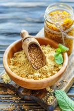 Mustard Powder Mustard Seeds I...