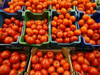 pomidory, stragan