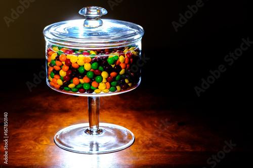 Fototapeta Candy Jar