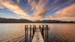 Lake Te Anau Sunset