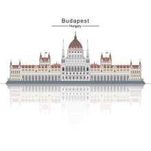 The Hungarian Parliament Huge ...