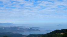Scenery From The Jilong Mounta...
