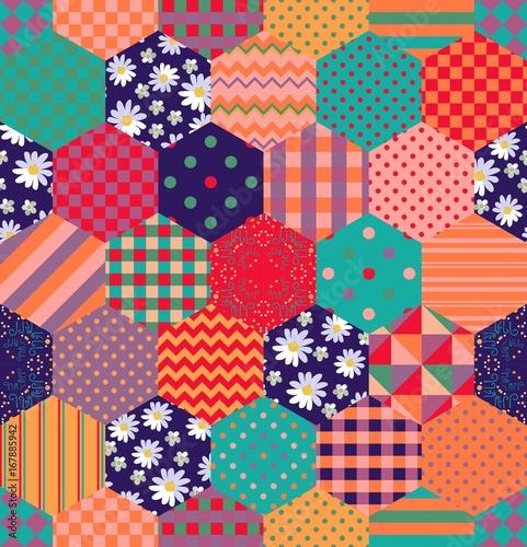 swiateczny-bezszwowy-patchworku-wzor-od-roznych-multicolor-szesciokatnych-lat