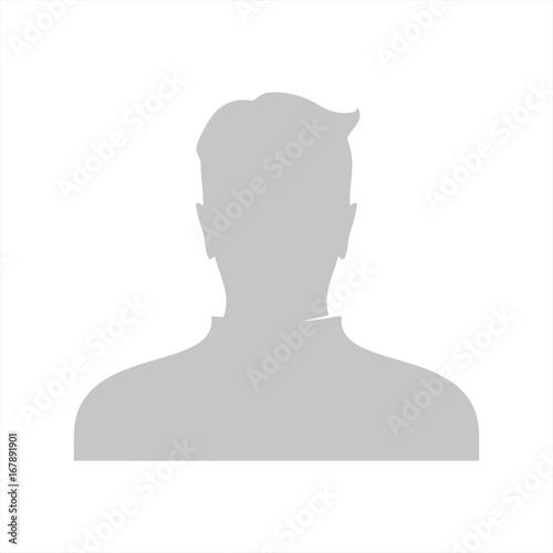 Fototapeta zdjęcie profilowe wektor  obraz