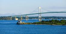 Bridge To Newport Rhode Island