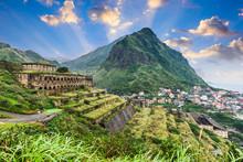 Jiufen, Taiwan Ruins