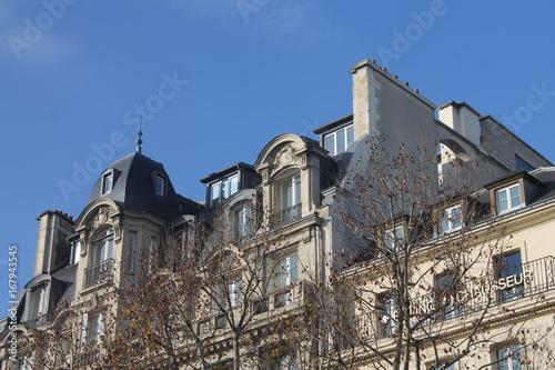 Photo  Beautiful unique city of Paris in France