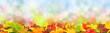 Leinwanddruck Bild - Herbst 125