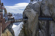 Viewpoints On Aiguille Du Midi