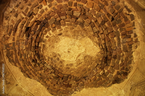 Fotografie, Obraz Golconda Fort