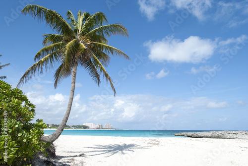 Deurstickers Strand Paradise Island Beach