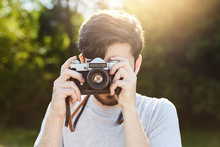 Young Creative Photographer Ma...