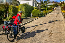 Attempting To Cycle The Steepest Road In The World