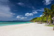 Beach in Palawan Island Philippines