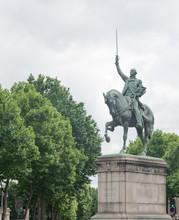 George Washington Statue, Paris, France
