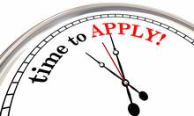 Time To Apply Clock Applicatio...