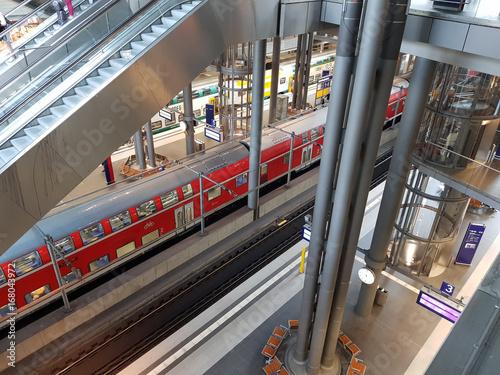 Fotografía  Berliner Bahnhof