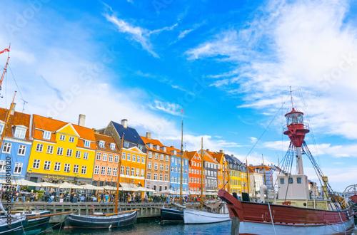 Nyhavn, København. Poster
