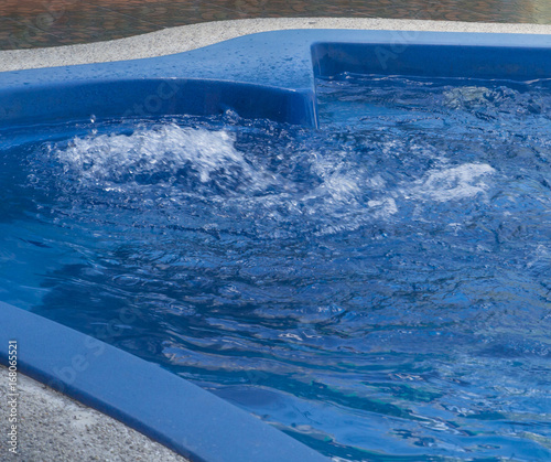 Small Jacuzzi Pool Buy This Stock Photo And Explore Similar Images