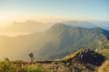 Phu Chee Fah Mountain, Nationa...