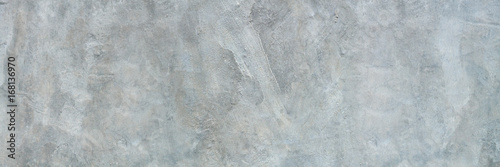 Poster Concrete Wallpaper design on cement and concrete texture for pattern and background