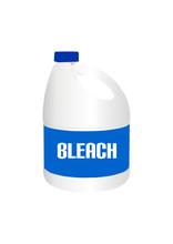 Bleach In Plastic Bottle