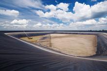Dry Lam Takong Reservoir, Nakh...