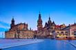 Dresden am Abend, Deutschland