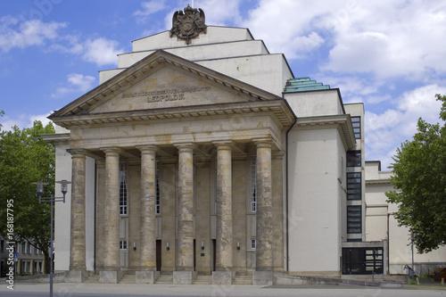 Papiers peints Opera, Theatre Lippisches Landestheater Detmold