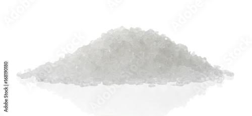 Poster Aromatische Stack of Sea Salt
