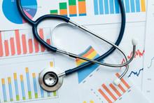 Stethoscope On Healthcare Stat...
