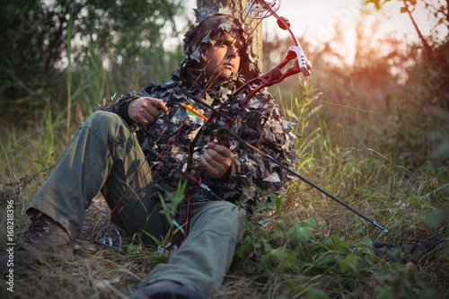 Photo  Modern Bow Hunter