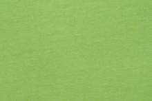 Green Cotton Textile Texture Background