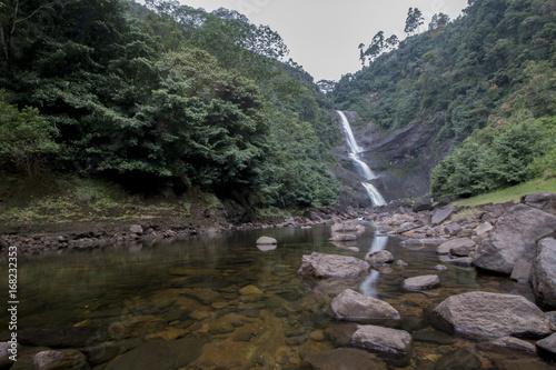 Aluminium Prints New Zealand Waterfall Water River