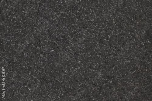 Tuinposter Stenen Black Granite Texture