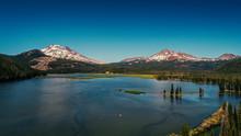 Lone Kayak | Sparks Lake, Bend...