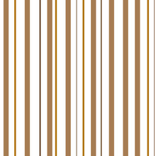 Striped Brown Seamless Pattern