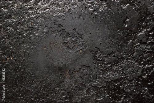 Fotografía  Background texture metal old rusty dark rough