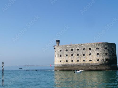 In de dag Vestingwerk Fort Boyard